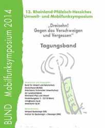 13. Mobilfunksymposium Mainz