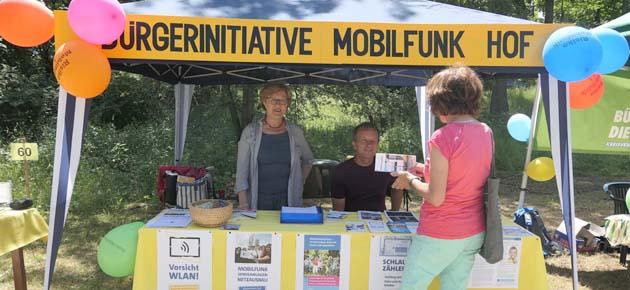 Umwelttag in Hof 2019