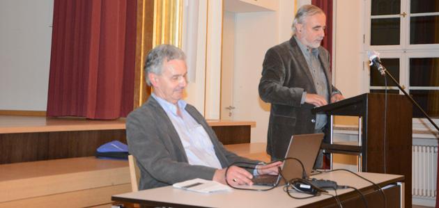 Werner Thiede sprach in Bamberg