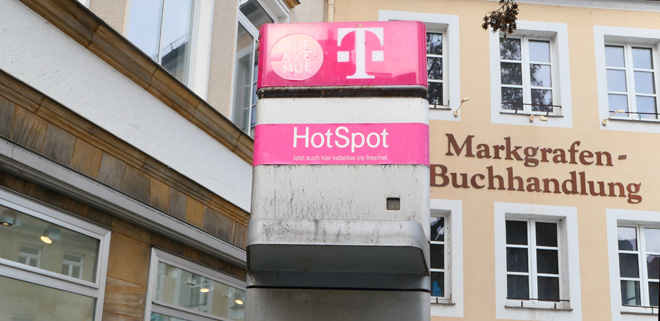 Small Cells in Bayreuth